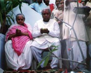 Hon. Chief Minister Keshubhai Patel